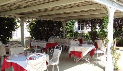 restaurant gastronomique le moulin bleu val de loire bourgueil